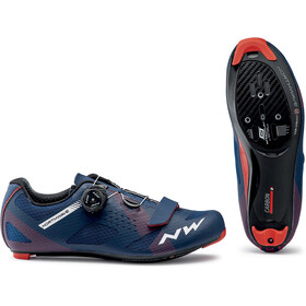 Northwave Storm Carbon Shoes Herr dark blue